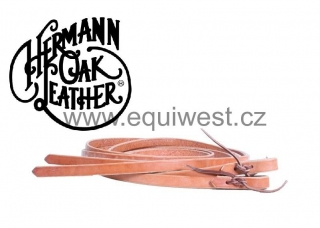 Otěže premium Herman Oak Leather