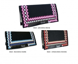 SMx H.D. Air Ride Western Saddle Pad: Shilloh